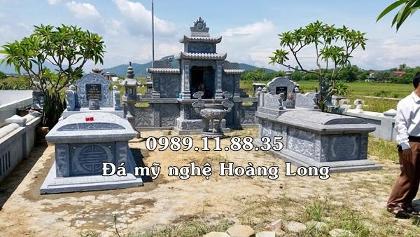 Nhận làm lăng mộ đá tại Khánh Hòa