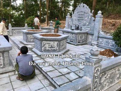 Chi phí làm lăng mộ bằng đá tại Nam Định
