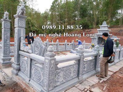 Địa chỉ làm lăng mộ đá tại Bắc Giang