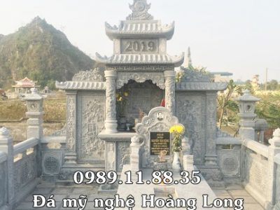 Giá làm lăng mộ đá tại Lạng Sơn