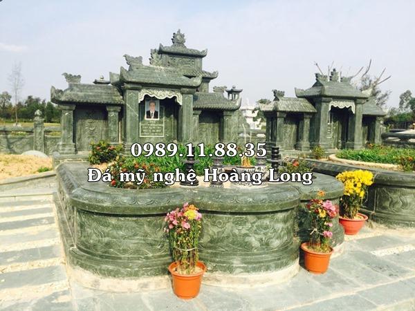 Lăng mộ đá đẹp tại Quảng Ninh