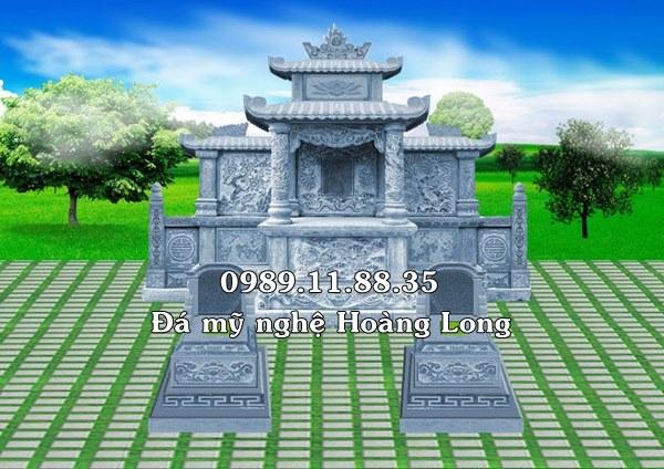 Lăng mộ đá thiết kế đẹp
