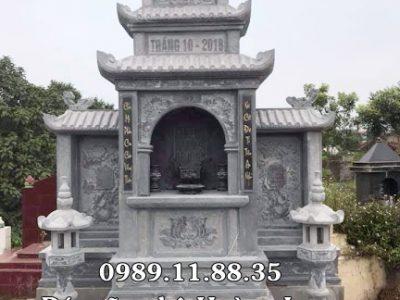 Tổng hợp mẫu lăng mộ đẹp bằng đá tại Đồng Nai