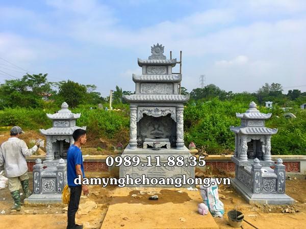 Lăng mộ đá đẹp chất lượng tại Hà Nội
