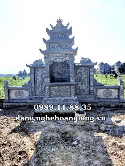 Lăng mộ đá đẹp nhất 2020 ở Phú Thọ