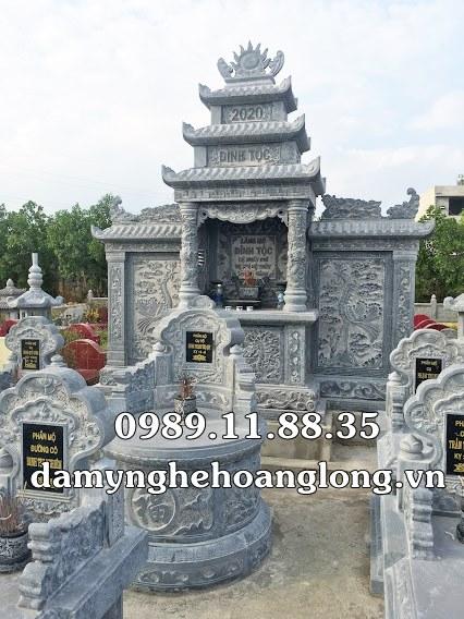 Khu lăng mộ dòng họ tại Hải Dương