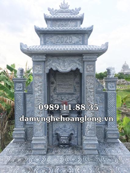 Làm lăng mộ đá tại Bắc Ninh