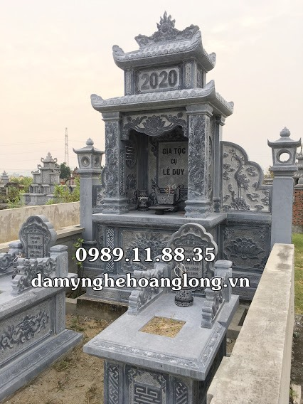 Mẫu lăng mộ giá rẻ